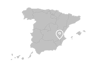 Map Of Yecla Spain.Yecla Do