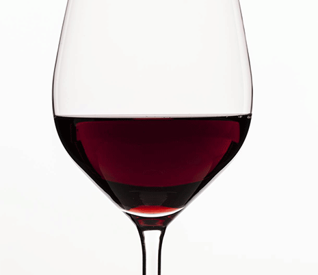 Wine match: Red wine