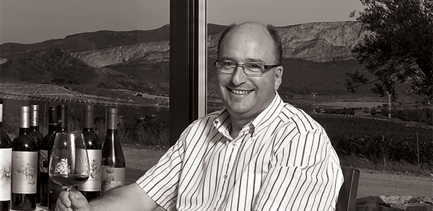 Miguel Gil, General Manager of Gil Family Estates