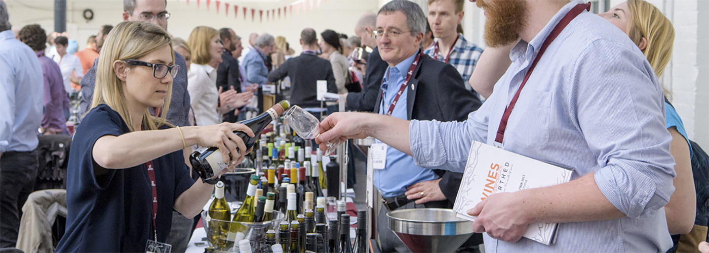 London Wine Fair 2018