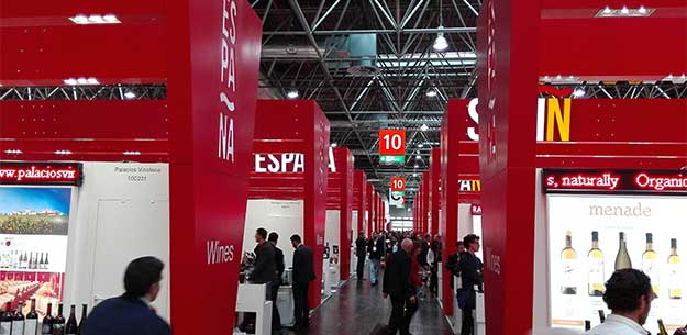 Best of Spain Top 100 Wines contest at ProWein