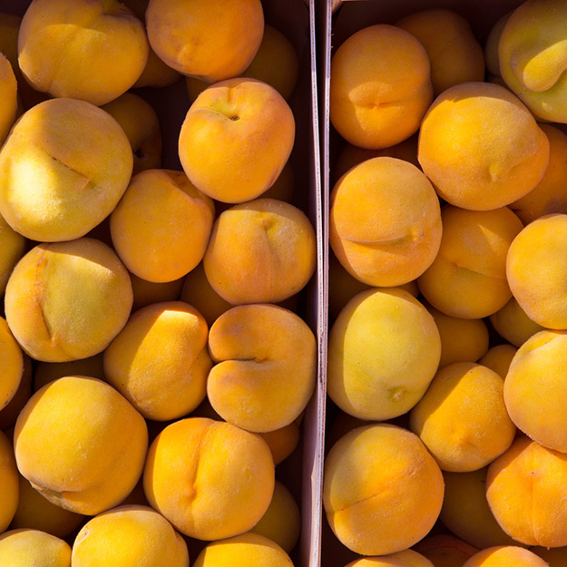 Spanish fruits for a sweet end to summer: Calanda peach