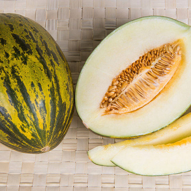 Spanish fruits for a sweet end to summer: Piel de sapo melon