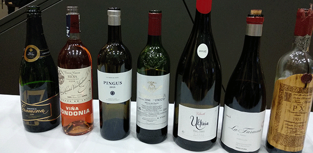 9th Masters of Wine Symposium in Logroño, La Rioja