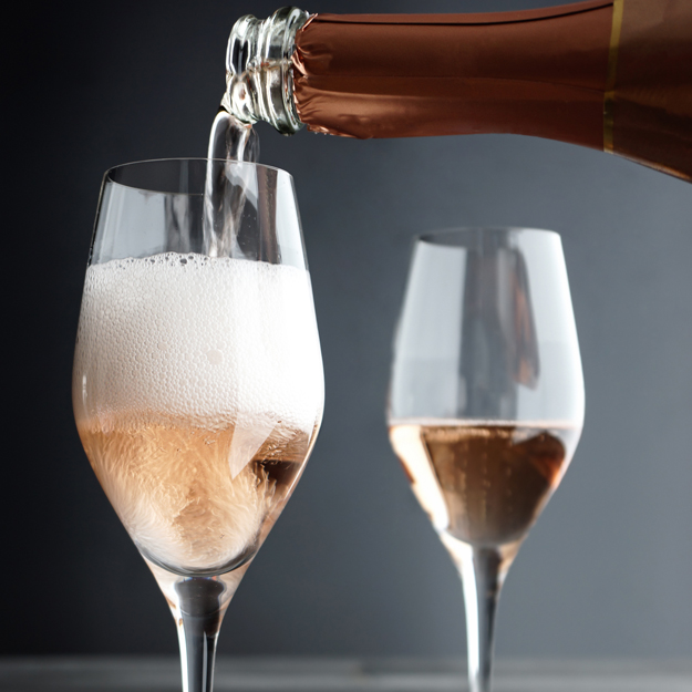 The Effervescent World of Cava Rosado