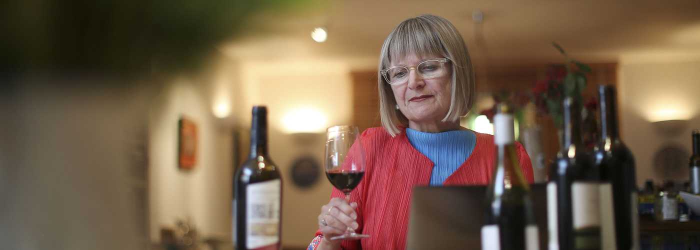 Spanish Wines Take Center Stage at Masterclass in Shanghai / @Jancis Robinson