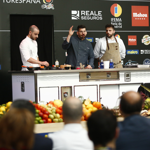 Madrid Fusión 2019: Jesús Segura Revalue The Products In the Kitchen