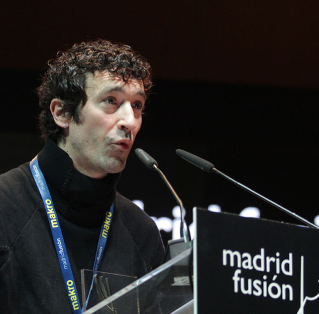 Eneko Atxa Named Chef of the Year at Reale Seguros Madrid Fusión Culinary Summit