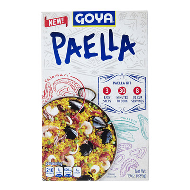 Goya Helps Consumers Enjoy Paella at Home with New Kit