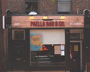 4 Pintxo & Wine tasting from 4 different regions of Spain @ Paella Bar & Co