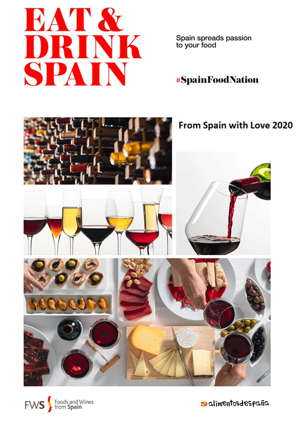 From Spain with Love 2020